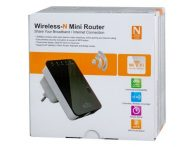 Wireless-N Mini Router