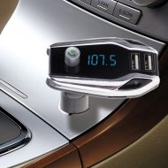 X8 Plus Bluetooth FM Transmitter